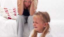 How To Deal With Toddler Tantrums