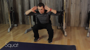 Circuit training at home