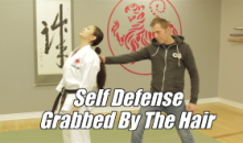 Women's Self Defense Techniques – Grabbed By The Ponytail