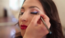Update Your Liner – Using Blue Eyeliner