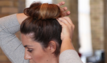 The Urban Messy Bun
