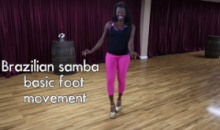 Samba Basics – Foot Movement
