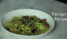 Vegan, Gluten Free, Kitchari Recipe