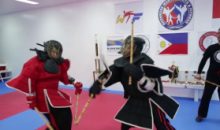 Arnis – Progression From Sinawali To Live Stick Fighting