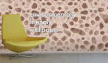 Environmentally Friendly Wallpaper