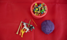 Play Experiences For Toddlers – Play-Doh