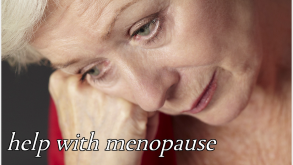 Help Dealing With Menopause