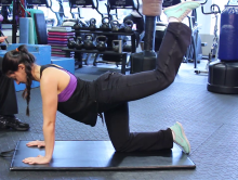 Top 5 Butt And Thigh Exercises