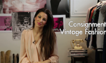 Consignment – Vintage Fashion